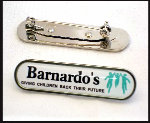 BAR BADGES - with your own wording & LOGO